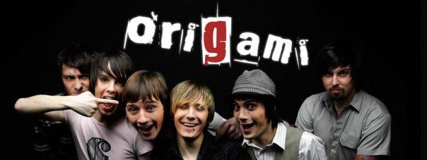 Группа оригами