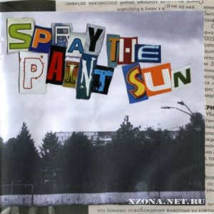 Spray Paint the Sun - Demo (2008)