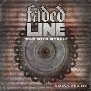 Faded Line - War with myself (EP) (2009)