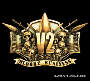 V-2 - Bloody business (2010)