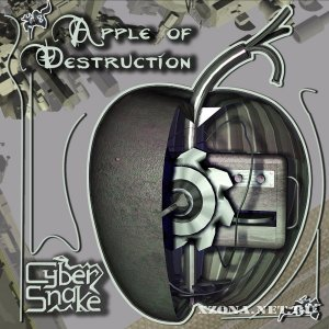 Cyber snake - Apple of destruction (EP) (2010)