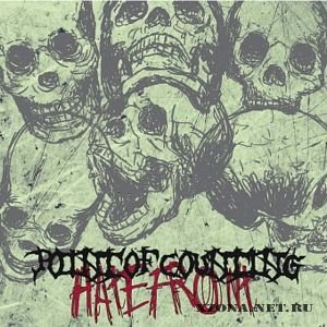 Point Of Counting - Hatefront (EP) (2010)