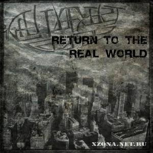 My Darkest Fury - Return To The Real World (2010)