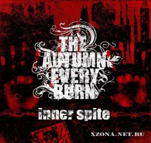 The autumn every burn - Inner spite (EP) (2008)