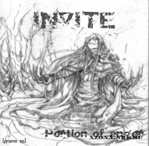 Invite - Partion Of Anger (Promo EP) [2009]