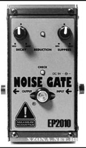 Noise Gate - EP (2010)