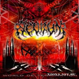 Redrum - World De Termination (2010)