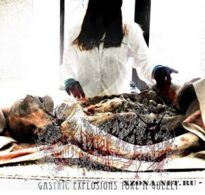 Inopexia - Gastric Explosions Tore A Gullet (EP) (2009)