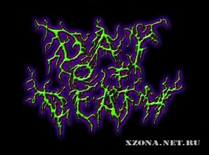 Day of death - EP (2009)