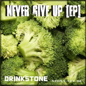 Drinkstone - Never give Up (EP) (2010)