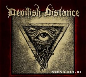 Devilish Distance - Scorn (Single) (2010)