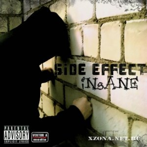 Side Effect - Insane (EP) (2009)