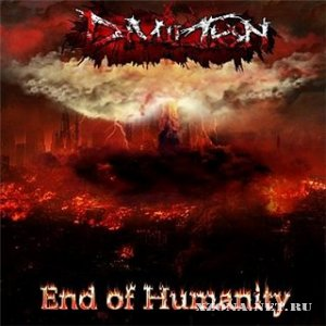 Divultion - End Of Humanity [2010]