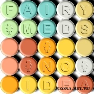 Fairy Meds - NO IDEA [EP] (2010)