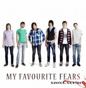 My Favourite Fears - My Favourite Fears [EP] (2010)
