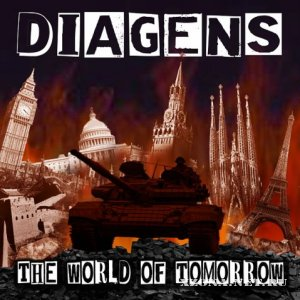 Diagens - The World Of Tomorrow (2010)