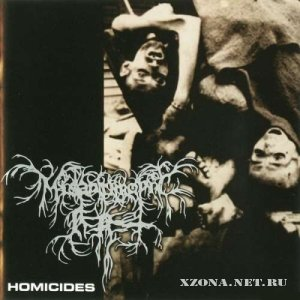 Misanthropic Art - Homicides (2006)
