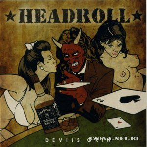 Headroll - Devil's Grin (2010)