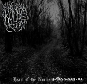 Kulde - Heart of the Northern Depression (Demo) (2009)