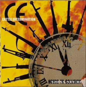 Cattle Extermination - Hours to Collision (2007)