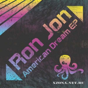 Ron Jon - American dream (EP) (2010)