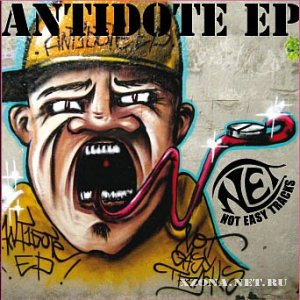 Not easy tracks - Antidote (EP) (2010)
