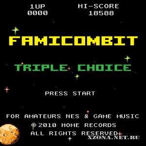 FamicomBit - Triple choice (2010)