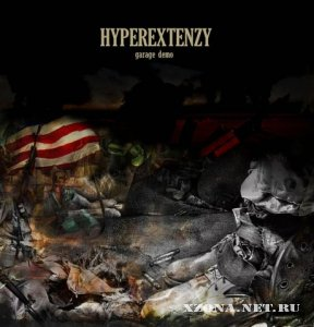 Hyperextenzy - Garage Demo (2010)