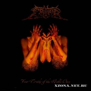Epitimia - Four Truths Of The Noble Ones (2010)