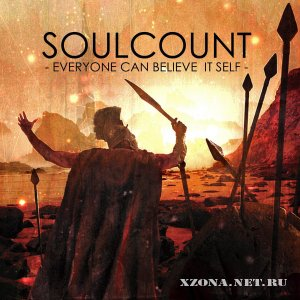 Soulcount - Everyone Can Believe It Self [Single] (2010)