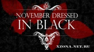 November dressed in black - Demo (2010)