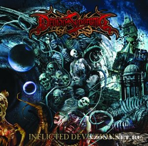 Deviant Syndrome - Inflicted Deviations (2011)