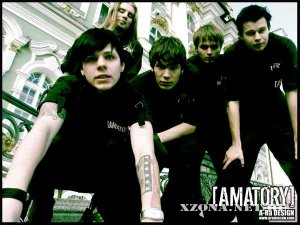 Amatory - Rare and covers (2010)