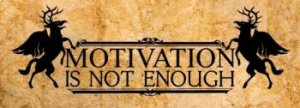 Motivation Is Not Enough - Singles (2011)