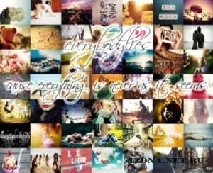 Everybodylies - Cause Everything Is Never As It Seems [EP] (2011)