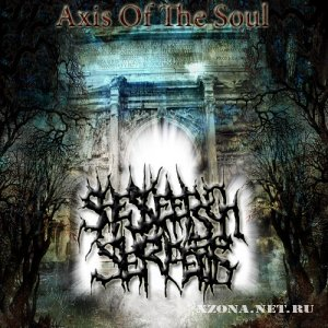 She sleeps on serpents - Axis of the soul (EP) (2011)