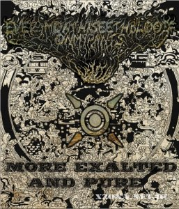 Everymonthiseethebloodonmypants - More exalted and pure(Maxi-single) (2011)