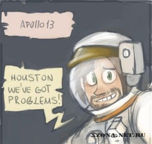 Houston, we've got problems! - Apollo 13 (2011)