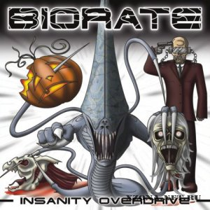 Biorate - Insanity Overdrive (EP) (2009)