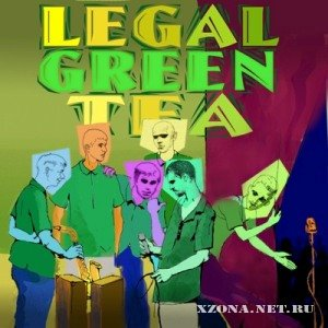 Legal Green Tea - Legal Green Tea (2011)