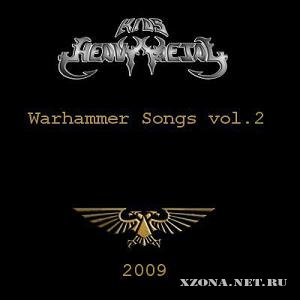 HMKids - Warhammer Songs Vol. II (2009)