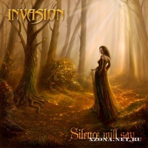 "Invasion - ""Silence Will Say (EP)"" (2009)"