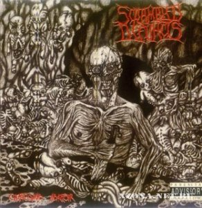 Scrambled Defuncts - Catacomb Abattoir (1998)
