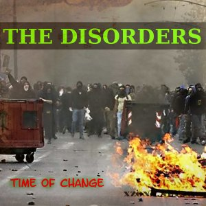 The disorders - Time of change (EP) (2011)