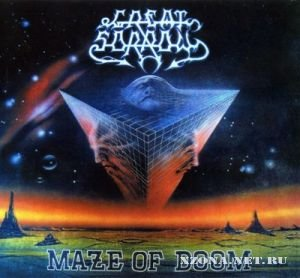 Great Sorrow - Maze Of Doom (2011) (Reissue)