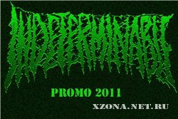Indeterminable - Information Terrorism [promo] (2011)