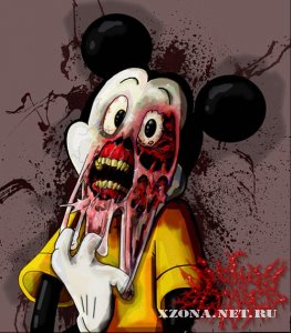 Mickey Mouse Scorse - Mickey mouses attack (Single) (2010)
