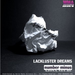 Lackluster Dreams - Number Minus [single] (2011)