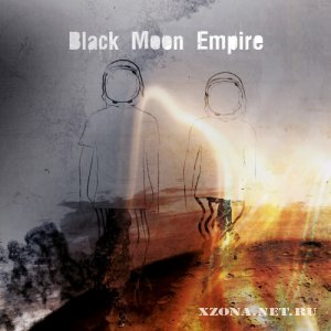 Collapse Under The Empire & Mooncake - Black Moon Empire [Split] (2011)