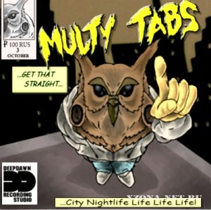 Multy Tabs - Get That Straight (2011)